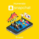 11 cifras que debes conocer de Snapchat