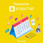 Organiza y planea tu contenido en Snapchat