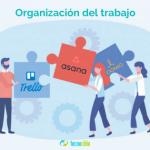 5 Herramientas para organizar el trabajo en equipo [Home Office]